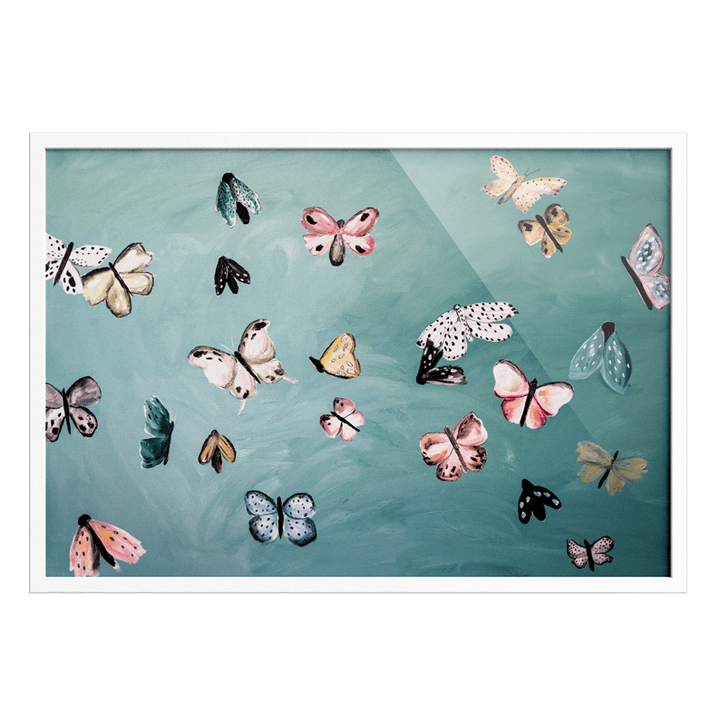 Celebrate Differences (Butterflies) Print 11x14