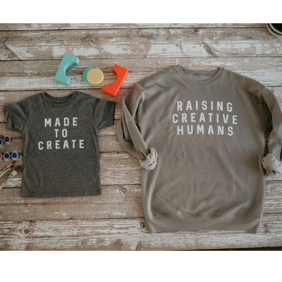 Made to Create Toddler T-Shirt