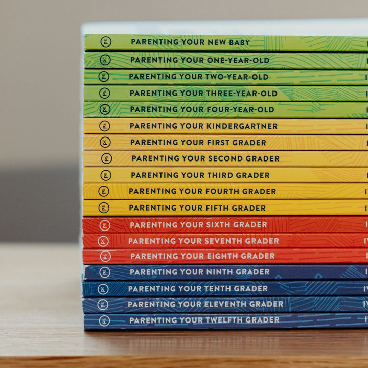 Parenting Your - Variety Pack (18 Phases)