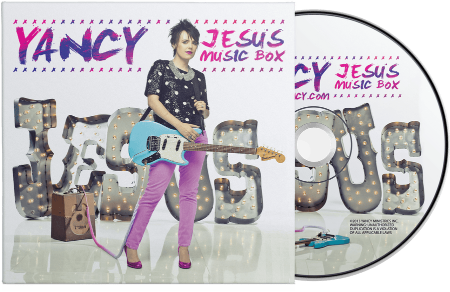 Jesus Music Box CD