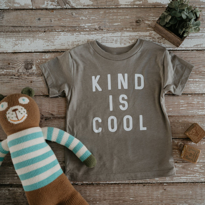 Kind is Cool Toddler T-Shirt