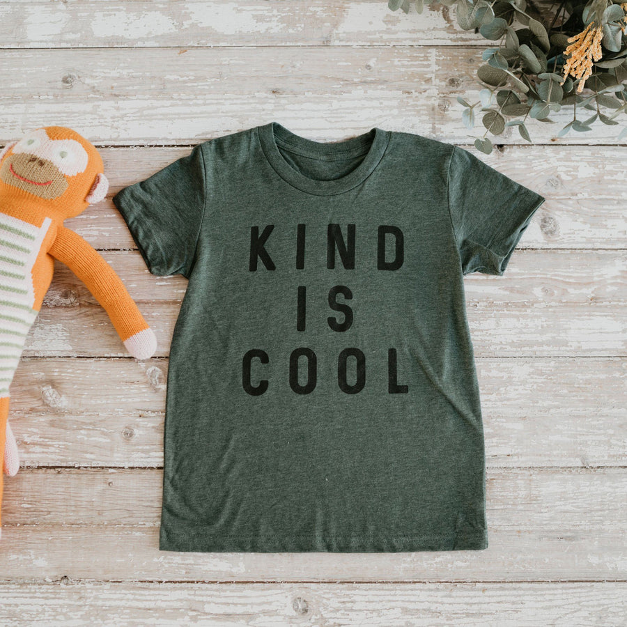 Kind is Cool Youth T-Shirt
