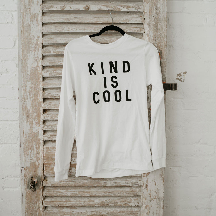 Kind is Cool Long Sleeve T-Shirt