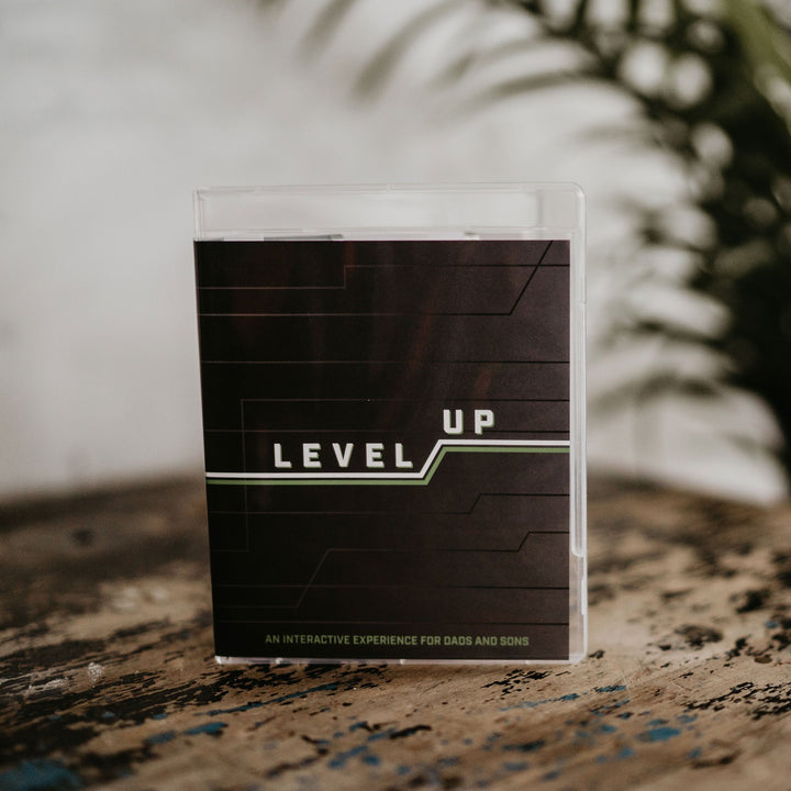Level Up: An Interactive Experience for Dads and Sons (USB/DVD)