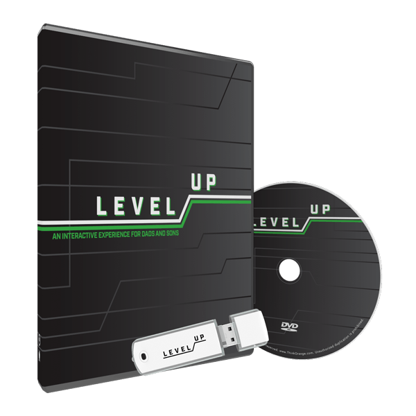 Level Up: An Interactive Experience for Dads and Sons