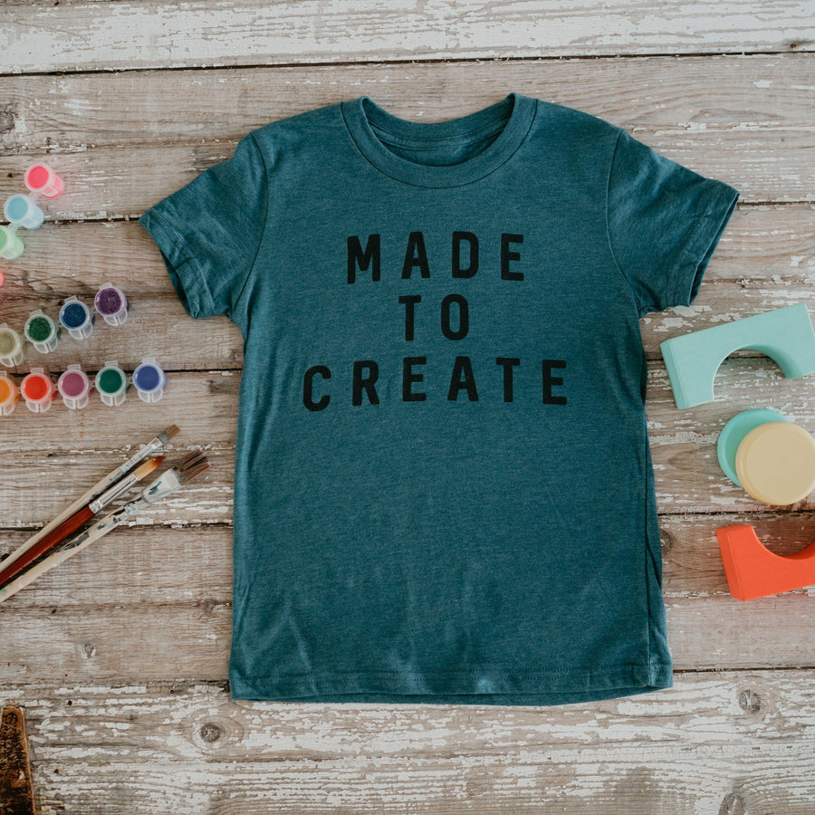 Made to Create Youth T-Shirt