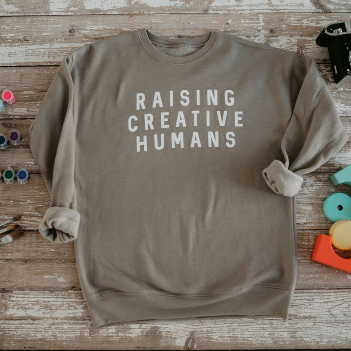 Raising Creative Humans Sweatshirt