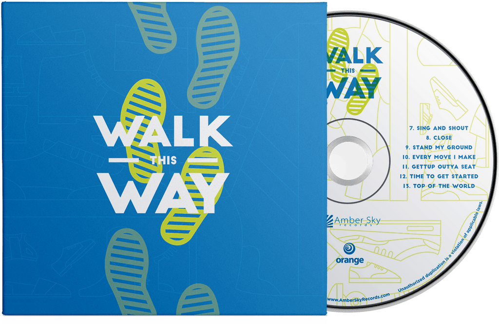 Walk This Way CD