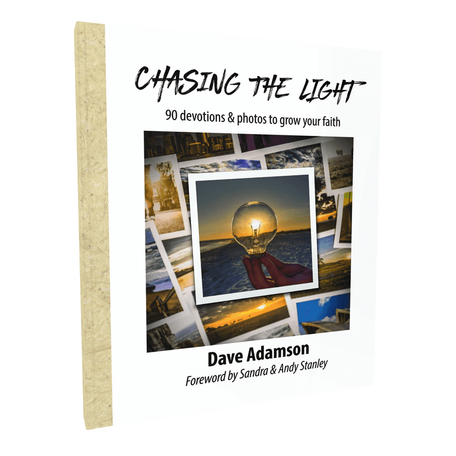 Chasing The Light By Dave Adamson