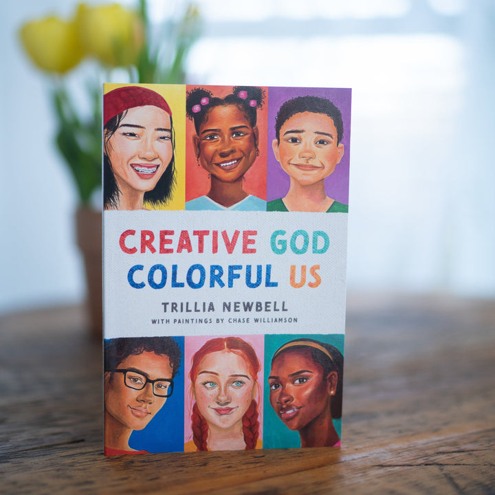 Creative God, Colorful Us