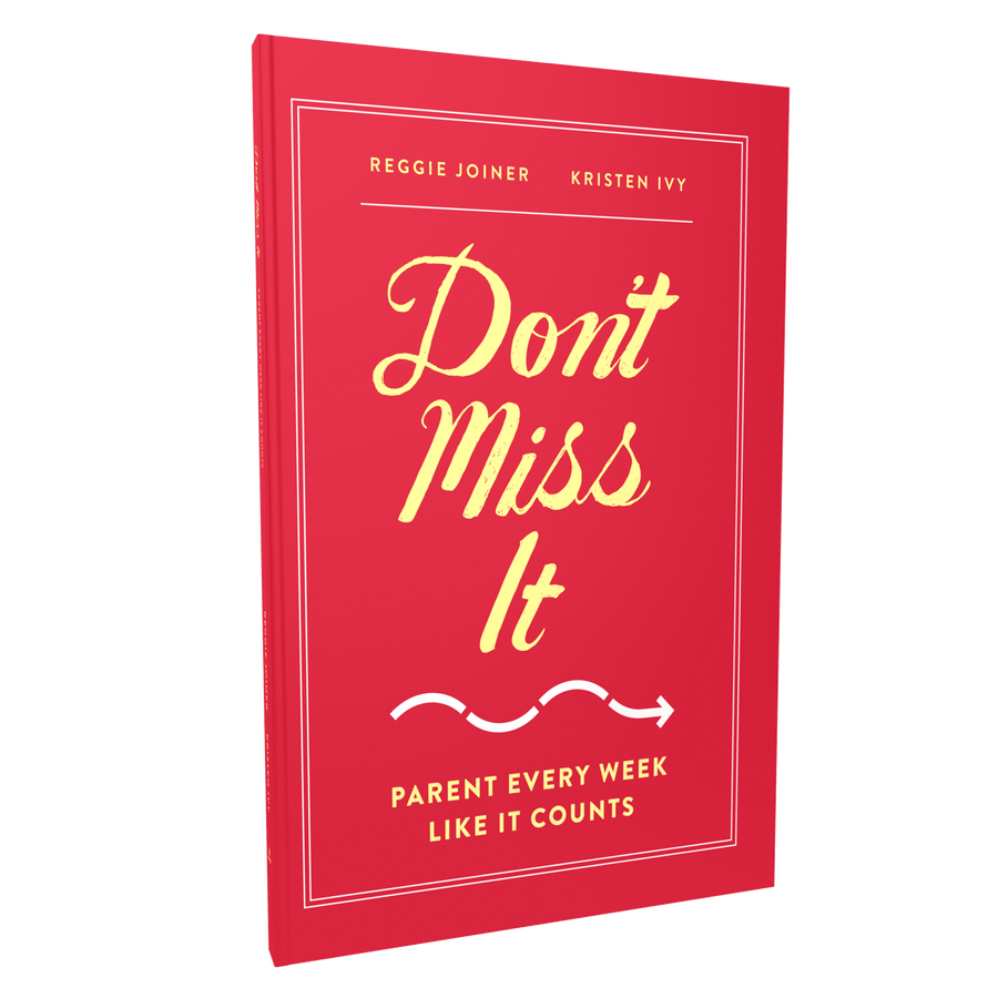 Don't Miss It: Parent Every Week Like It Counts