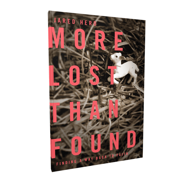 More Lost Than Found By Jared Herd