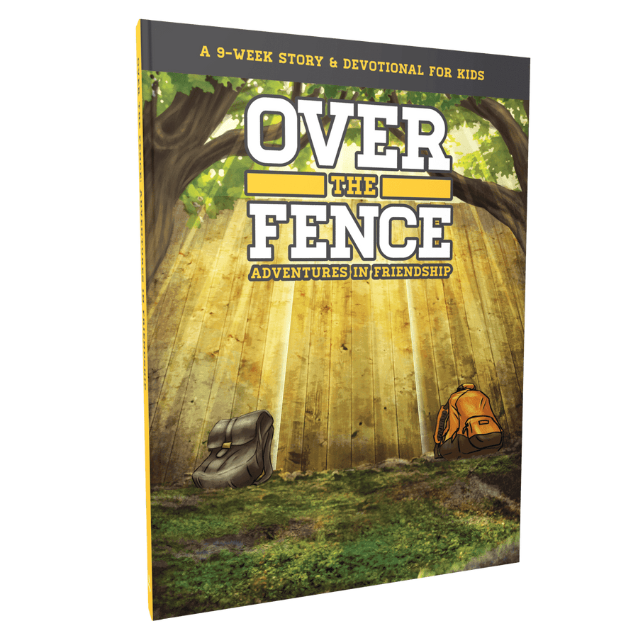Over The Fence Devotional
