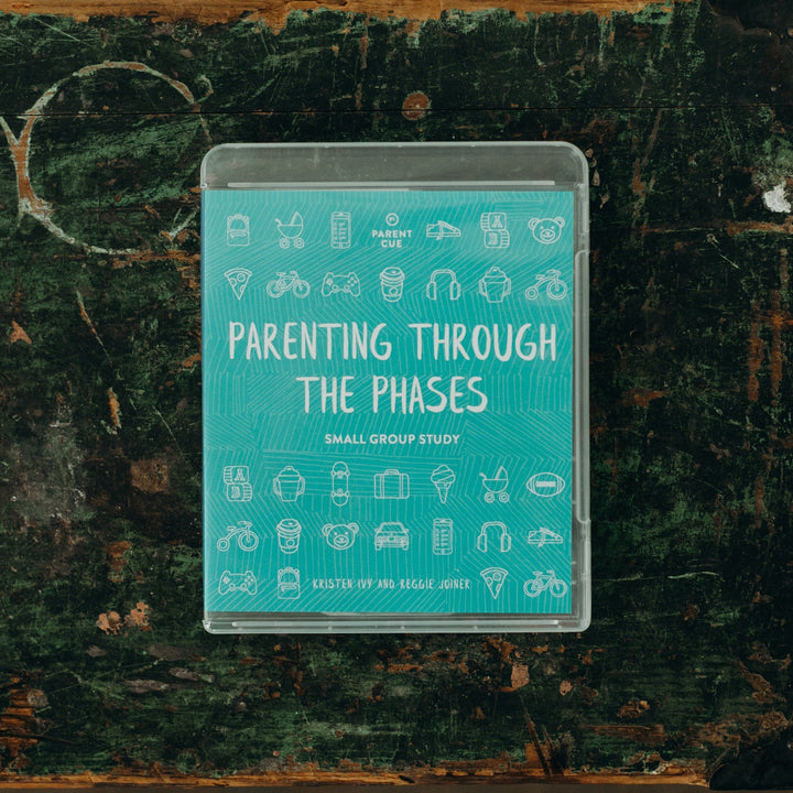 Parenting Through The Phases Small Group Study DVD & USB