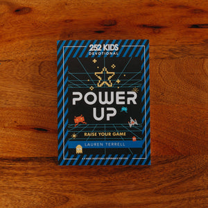 Power Up - Raise Your Game: A 9-Week Devotional Experience for Kids