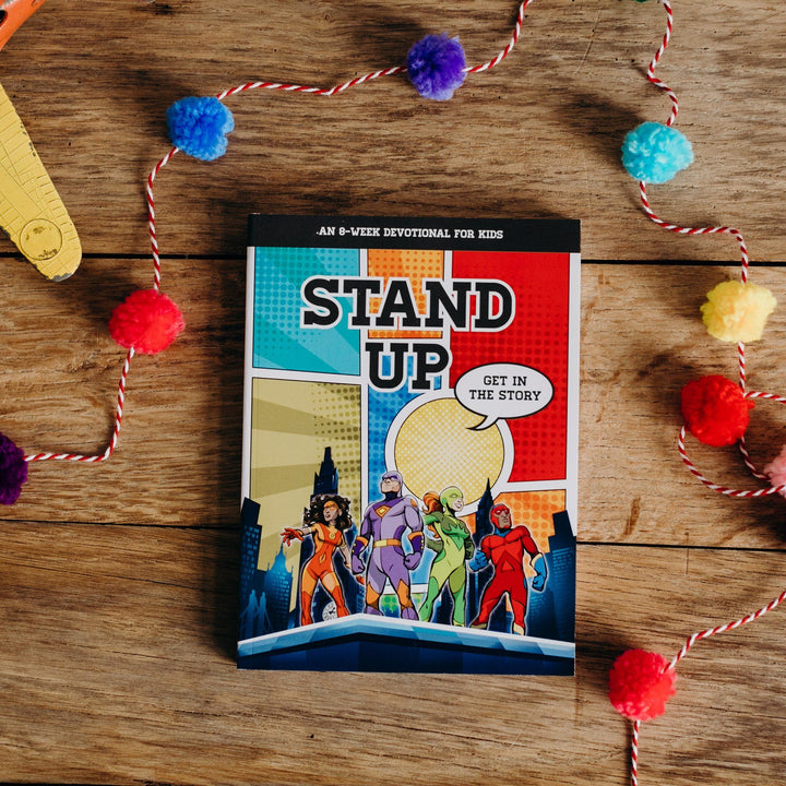 Stand Up Devotional For Kids