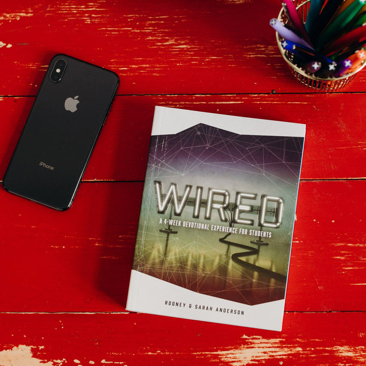 Wired: A 4-Week Devotional Experience for Students