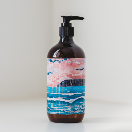 Artistic Collection - Pt Weyland Body Lotion