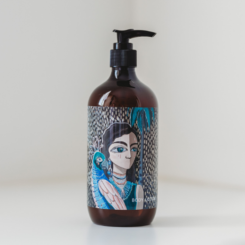 Artistic Collection - Veyda + The Parrot Body Lotion