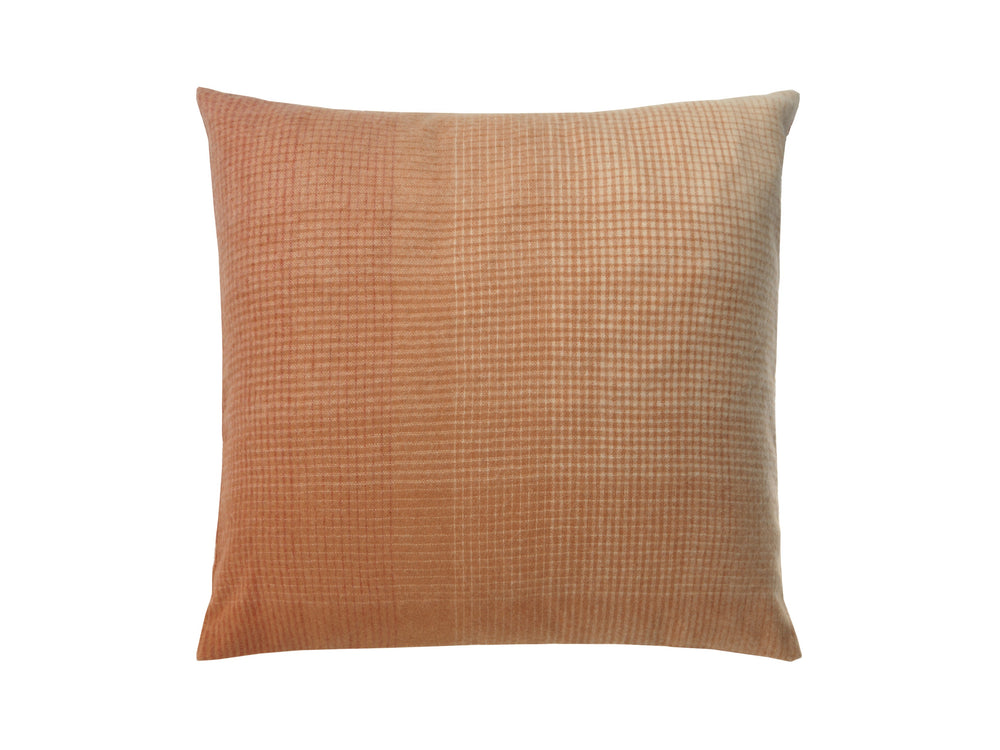 Alpaca Horizon Pompeian Red/Terracotta Cushion