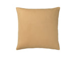 Alpaca Classic Yellow Ocher Cushion