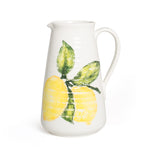 Tall Lemon Jug