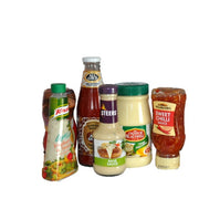 Sauces & Salad Dressing's