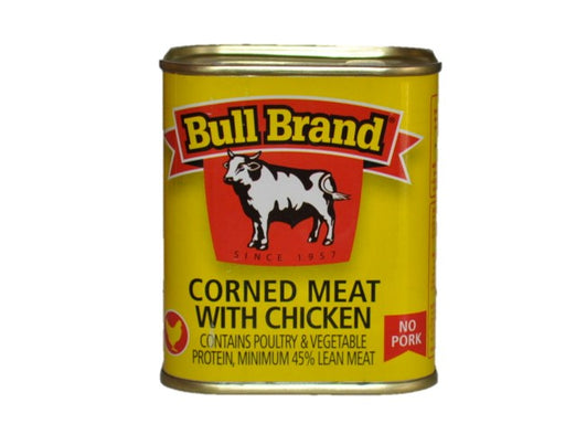 Bull Brand - Corned Meat with Chicken 300g