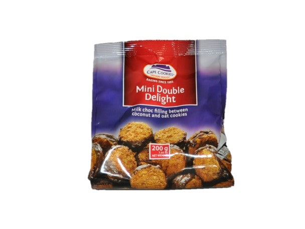Cape  Cookies - Mini Double Delight 200g