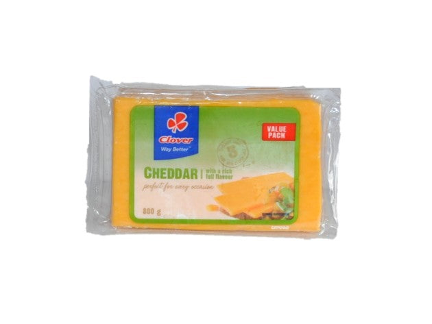 Clover - Cheddar Cheese 800g