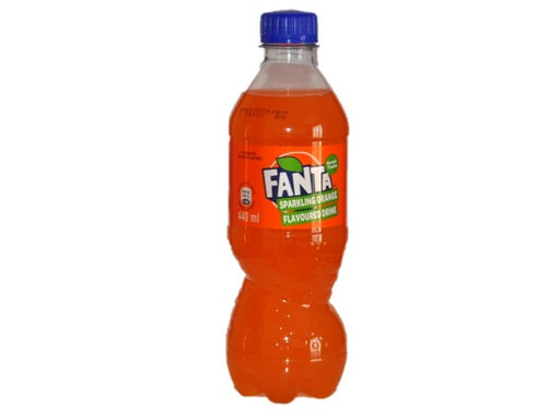 Fanta - Orange Flavour 440ml