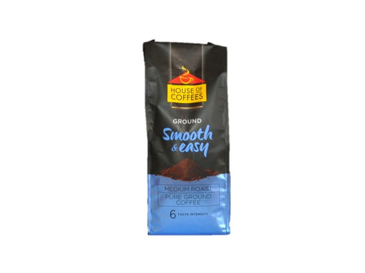 House of Coffee Smooth and Easy 500g