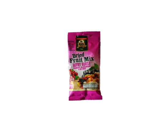 Jungle Dried Fruit Mix Berry Blast 40g