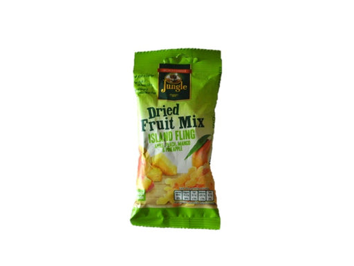 Jungle Fried Fruit  Mix Island Fling 40g