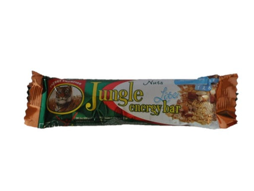 Jungle - Energy Bar Nuts Light 40g
