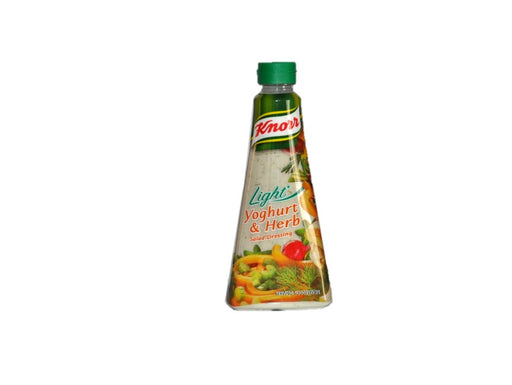 Knorr - Salad Dressing Light Yoghurt & Herb 340ml