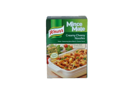 Knorr - Mince Mate Creamy Cheesy Noodles 325g