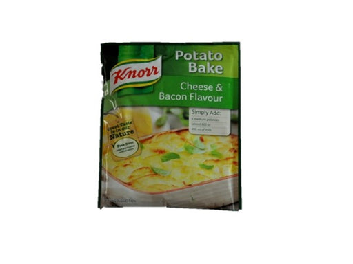 Knorr - Potato Bake Cheese & Bacon Flavour 43g
