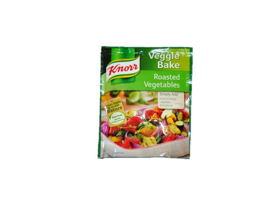 Knorr Veggie Bake Roasted Vegetables 43g