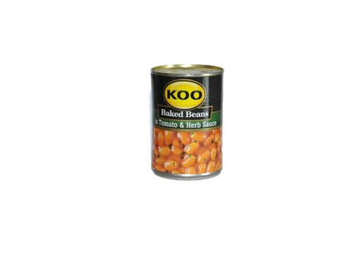 Koo Baked Beans in Tomato & Herb Sauce 410g