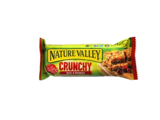 Nature Valley - Crunchy Oats & Berries Bars 42g