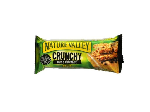 Nature Valley - Crunchy Oats & Chocolate Bars 42g