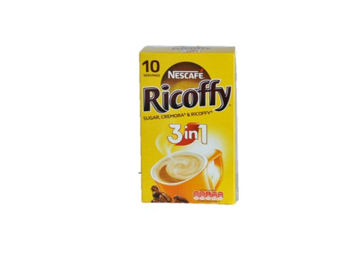 Nescafe Ricoffy 3 in 1 10 Sticks 200g