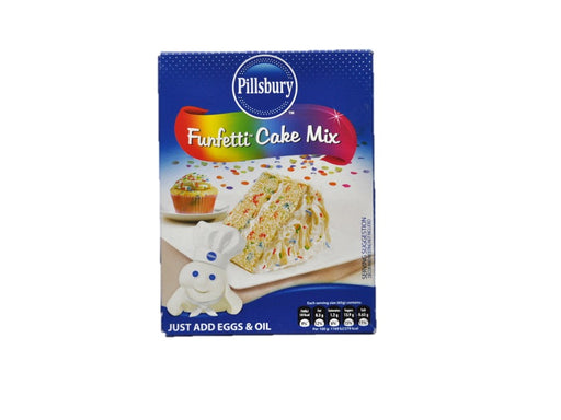 Pillsbury – Funfetti Cake Mix 450g