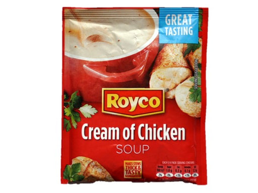 Royco - Cream of Chicken Soup 55g