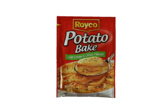 Royco - Potato Bake Sour Cream & Chives 41g