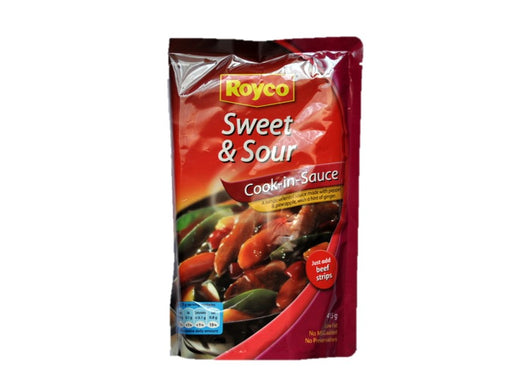 Royco – Cook in Sauce Sweet & Sour 415g