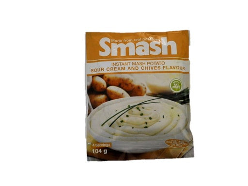 Smash - Sour Cream & Chives 401g