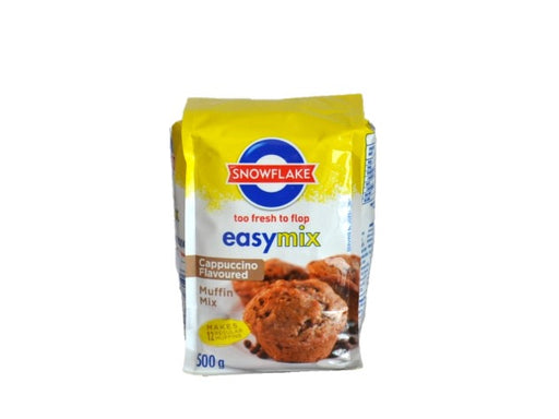Snowflake - Easy Mix Cappuccino Muffin Mix 500g