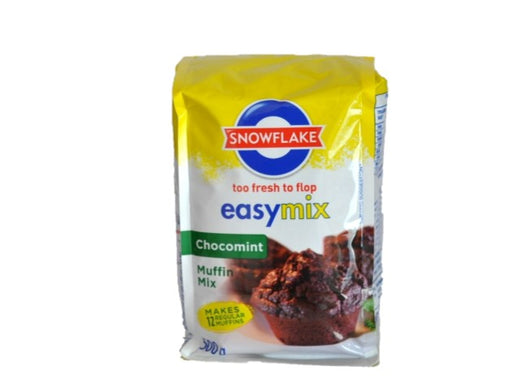 Snowflake - Easy Mix Cocomint Muffin Mix 500g
